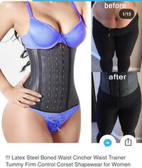 Waist trainer/ Cincher/Faja Reductora - new never used.  Chantilly, 20151