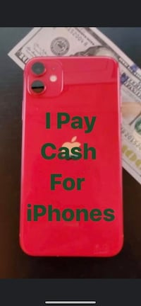 iPhone 11 red Manalapan, 07726