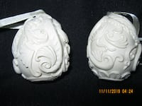 $5 Each * Paint or Leave Natural * Heavyweight Ornate Carved Look Decoration