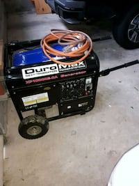 Electric generator duromax 10000 watts Sterling, 20164