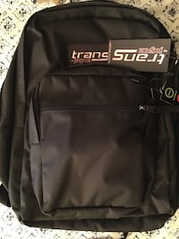 Brand New All Black Jansport Trans Backpack with Protective  Sleeve for Laptop ! Tucson, 85746