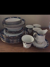 """Legendary"" China by Noritake Set Manassas, 20112"