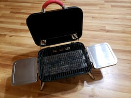 Table top grill portable gas grill