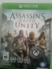 Assassins Creed Unity Xbox one Kearny, 07032