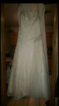 Wedding dress with bustle and petticoat Moran, 76464