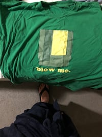 Blow Me Nintendo Cartridge Tee  North Dartmouth, 02747