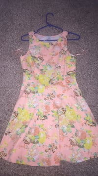 floral sleeveless dress Houston, 77073