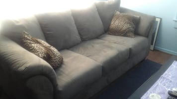 rrownish couch