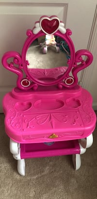Little princess play set with piano