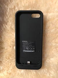 Charging case extended battery for iPhone 5