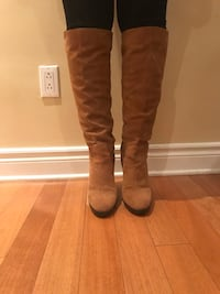 MK knee high boots size 9