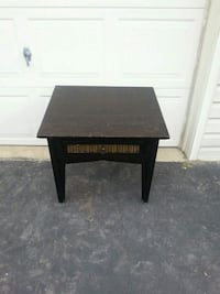 Brown wooden table  10 km