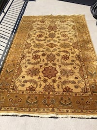 Persian rug. Hand made.100 percent wool. 107 inch by 70 inch .  Coquitlam, V3E 3B1