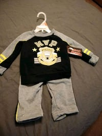 New outfit for a boy sweater and pants 3/6 months West Valley City