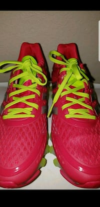 Adidas springblade running shoes  El Paso, 79938