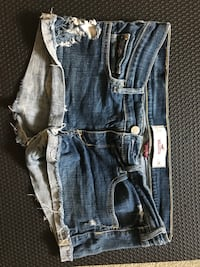 Hollister jean shorts size 9  Pittsburgh, 15208