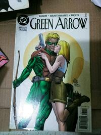 DC Green Arrow comic book Brooklyn, 11208