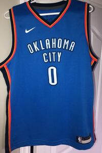 Russell Westbrook Oklahoma Jersey XL Surrey, V3S 1N5