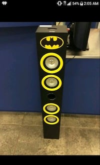 Batman tower speaker Columbus, 43229