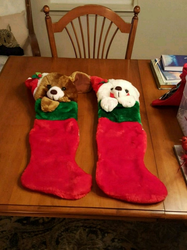 Dog Stockings. $10 each