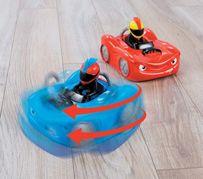 Little Tikes RC Bumper Cars (2Pk) Remote Controlled Cars 3
