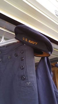 Vintage Navel Uniform