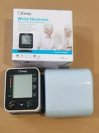 Wrist Electronic Blood Pressure New Lincoln Park, 48146