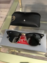 Club master Ray Bans sunglasses  Morgan Hill