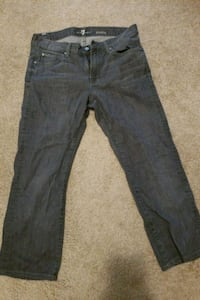 For All Mankind faded black Slimmy 32 32 men's Seaford, 11783