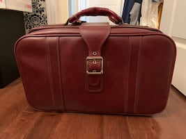 Vintage Luggage Suitcase