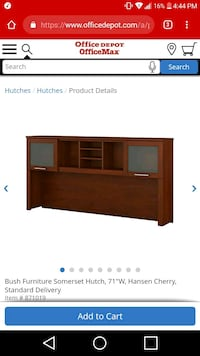 Desk Hutch Bakersfield