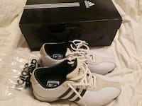 WOMENS SIZE 6.5 ADIDAS GOLF SHOES Barrie, L4N