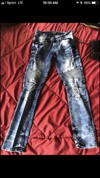 Guys jeans from Rue 21 Concord, 28027