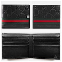 PRICE IS FIRM - Gucci Guccissima Web bi-fold wallet - Brand New Box Brampton, L6Y 3B8