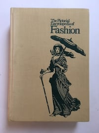 The Pictorial Encyclopedia of Fashion (Hardcover) Toronto
