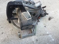 black and gray miter saw Los Angeles, 90026