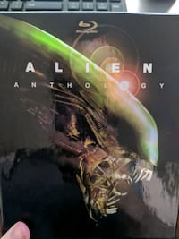 Alien Anthology Blu-ray Collection Herndon, 20170