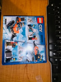 Lego set 60191 *bent box* new Winchester, 22603