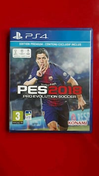PES18 Lille