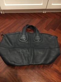 borsa Givenchy Nightingale pelle blu scuro Florence, 50142