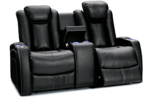 Double Recliner Rocker