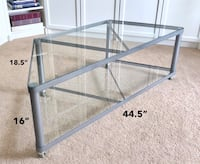 TV stand, Excellent used condition Milton, L9T 0R1