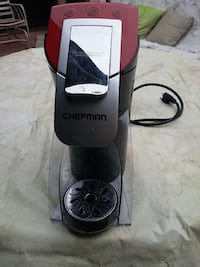 Must go! Chefman coffee maker Glendale