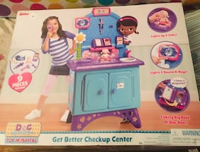 Doc McStuffins toy hospital
