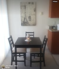 Dining table  Vancouver, V6K 2S2