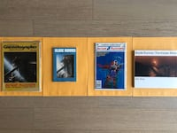 Blade Runner 1982 comic, books, and a magazine. Toronto, M6H 3Y1