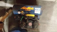 black and yellow air compressor Woodburn, 97071