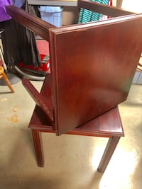 1 Cherry wood finished end table Martinsburg, 25404