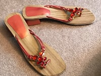 Size 6 sandals and Khussa Mississauga, L5R 3R4