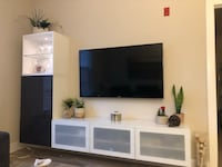 Entertainment center Sterling, 20166